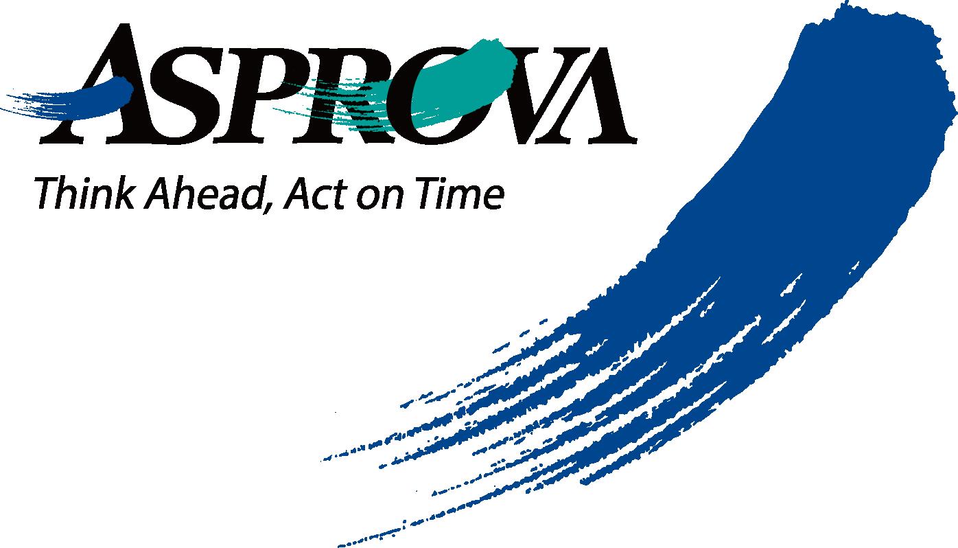 ASPROVA logo