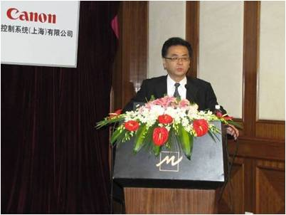 Asprova Corporation president Mr. Takahashi SCM introduction